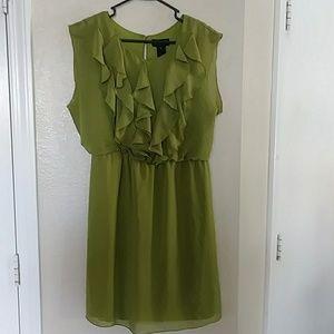 Green Enfocus studio dress